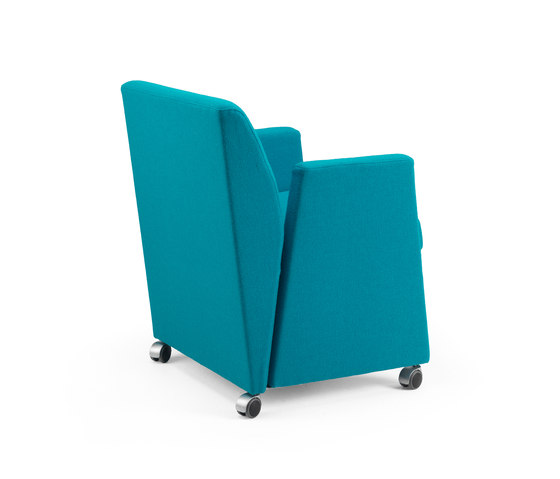 Link 02 armchair by Helland | Armchairs