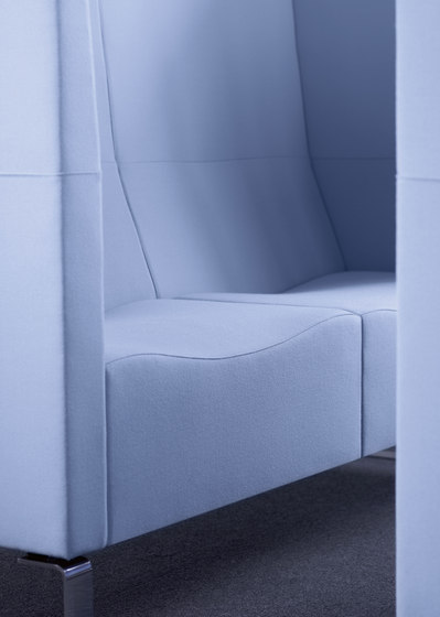 Concept C Con72 by Klöber | Lounge-work seating