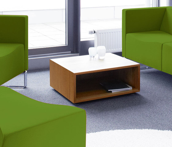 Concept C Con22 by Klöber | Lounge tables