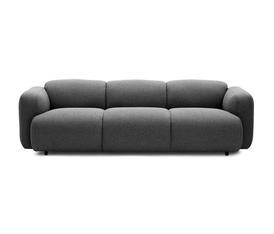 Swell 3 Seater by Normann Copenhagen | Lounge sofas