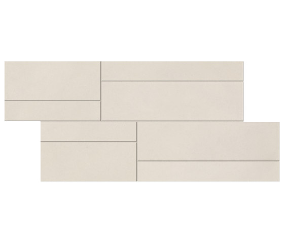 Foster Blanco Plus Natural SK Mosaic A by INALCO | Ceramic mosaics