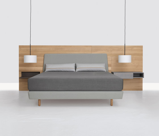 Miut Panel high by Zeitraum | Double beds