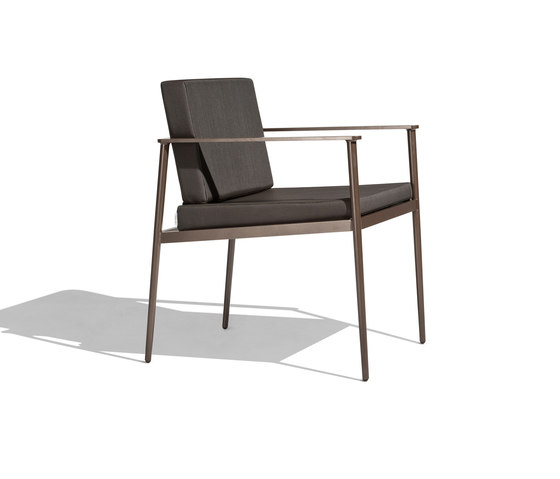 Vint armchair by Bivaq | Garden chairs