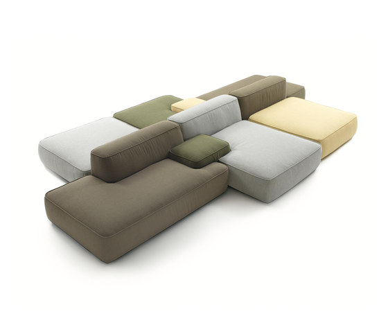 Cloud by LEMA | Modular seating systems
