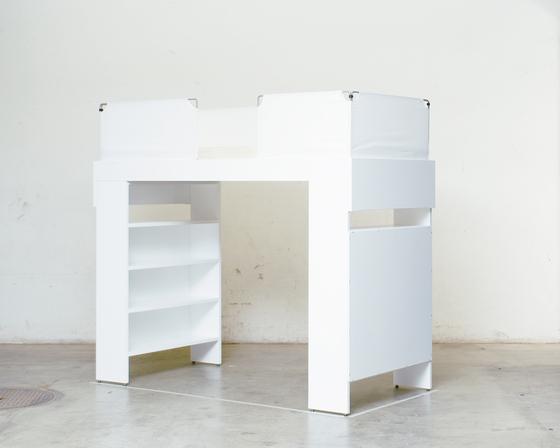 Elevated Bed de Minimöbl | Lits enfants
