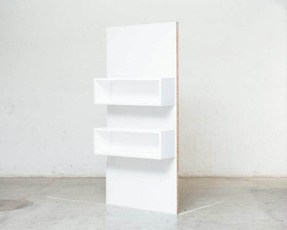 Beistellmöbel wandmontiert von Minimöbl | Stauraummöbel