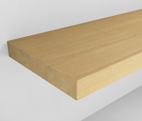 waschtischkonsole design nr 1024 esche ge lt waschpl tze von absolut bad architonic. Black Bedroom Furniture Sets. Home Design Ideas
