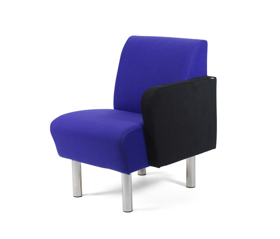 Modul armchair by Helland | Elderly care armchairs
