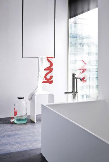 Unico Mini Bathtub by Rexa Design | Bathtubs rectangular