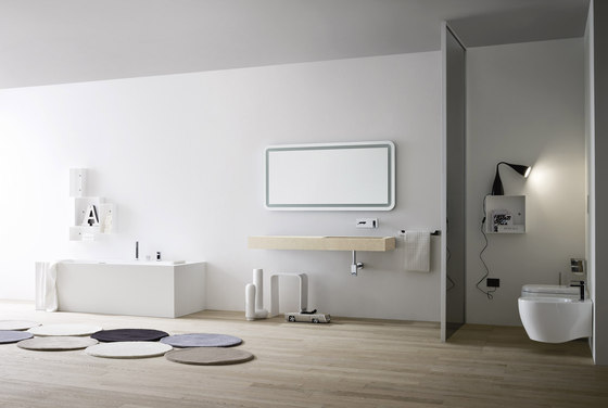 Unico Bathtub by Rexa Design | Bathtubs rectangular