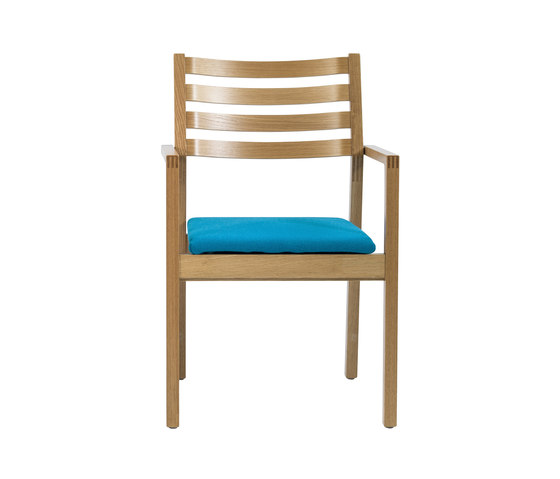 Modus chair stackable by Helland | Elderly care chairs