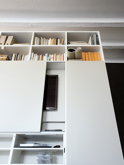 Selecta by LEMA | Shelving systems
