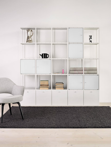 GRID display by GRID System APS | Shelving