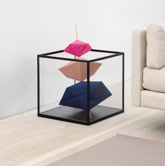 GRID showcase by GRID System ApS | Display cabinets