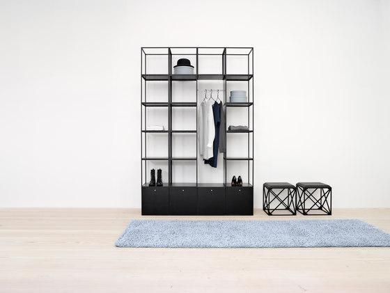 GRID wardrobe de GRID System APS | Guardarropas