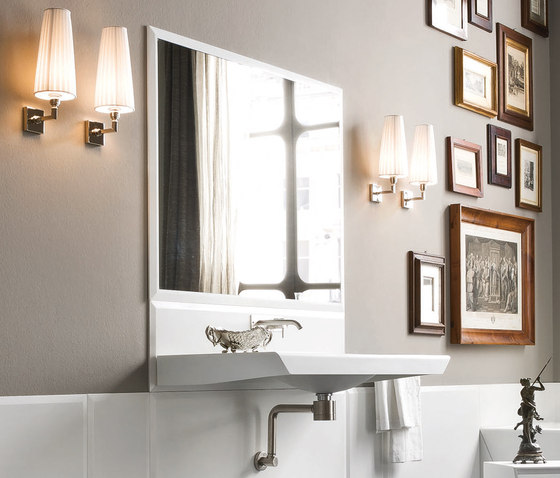 Warp Mirror by Rexa Design   Wall mirrors