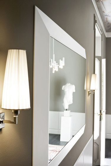 Warp Mirror by Rexa Design | Wall mirrors
