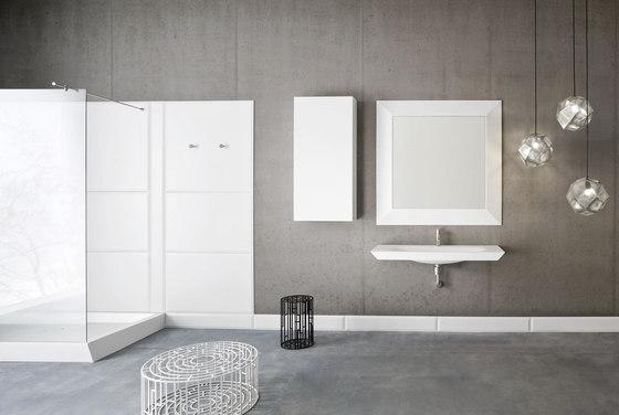 Warp Spiegel von Rexa Design   Wandspiegel