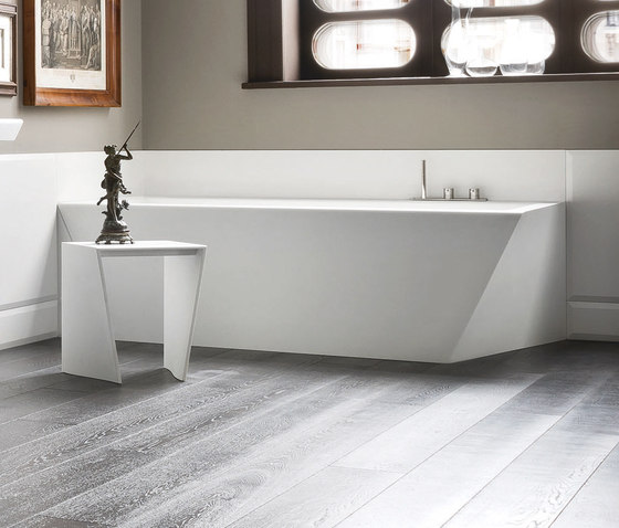 Warp Bathtub by Rexa Design | Bathtubs rectangular