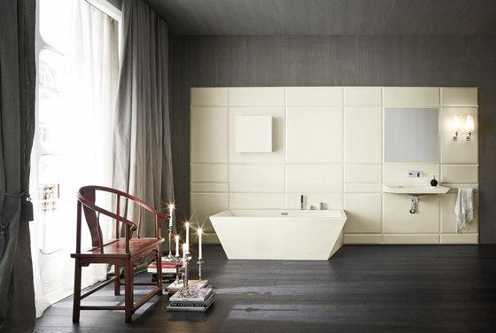 Warp Plan avec vasques integré de Rexa Design | Lavabos