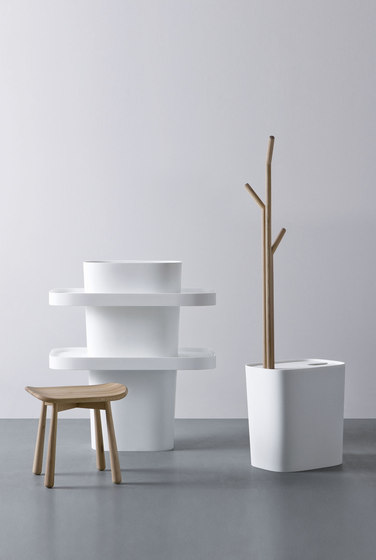 Fonte Stool by Rexa Design | Bath stools / benches
