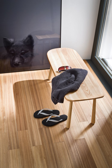 Fonte Bench by Rexa Design | Stools / Benches
