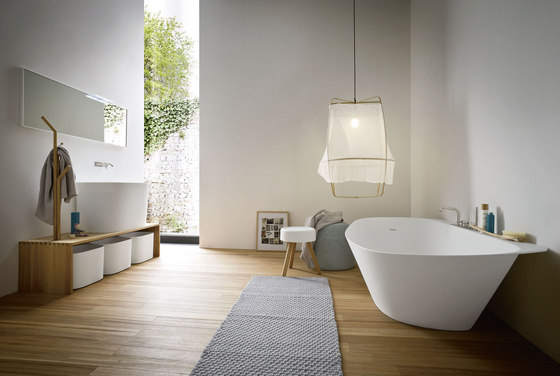 Fonte Bathtub by Rexa Design | Bathtubs oval