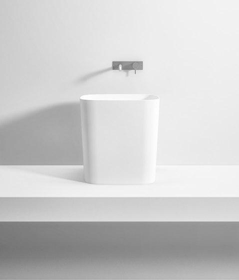 Fonte Overcounter washbasin by Rexa Design | Wash basins