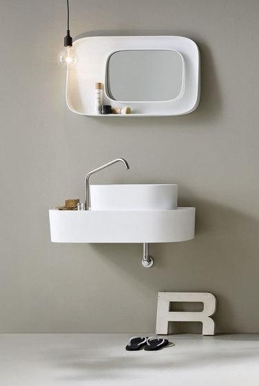 Fonte Platte mit Waschbecken von Rexa Design | Waschplätze