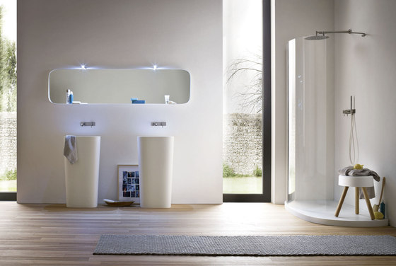FONTE Standing Basin by Rexa Design | Wash basins