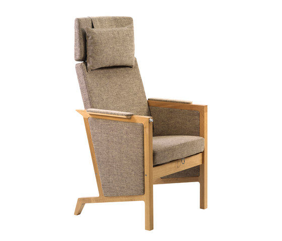 Modus recliner chair by Helland | Elderly care armchairs