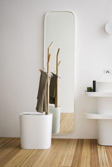 Fonte Storage unit by Rexa Design | Laundry baskets