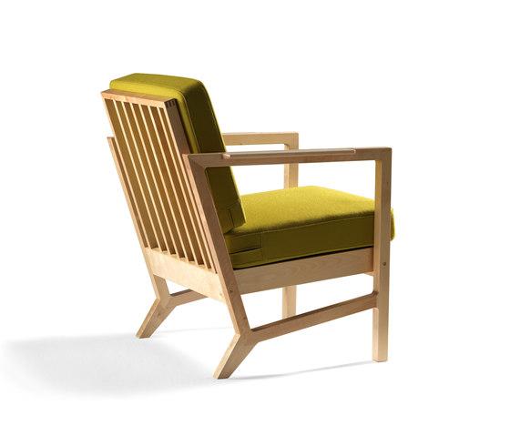 Modus armchair de Helland | Sillones