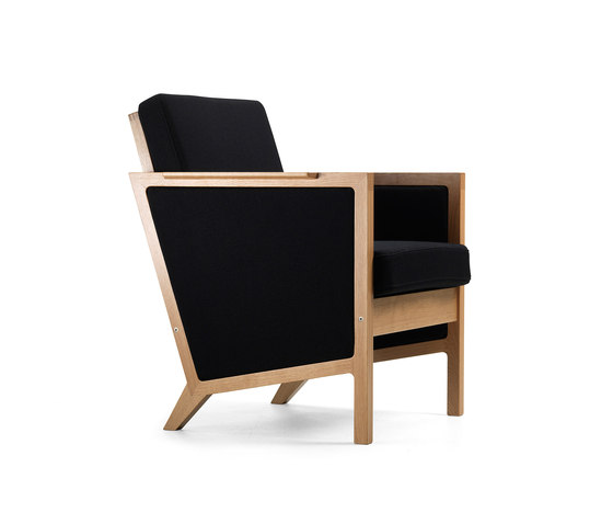 Modus armchair by Helland | Elderly care armchairs