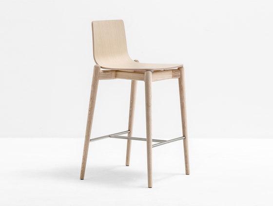 Malmö 232 by PEDRALI   Bar stools