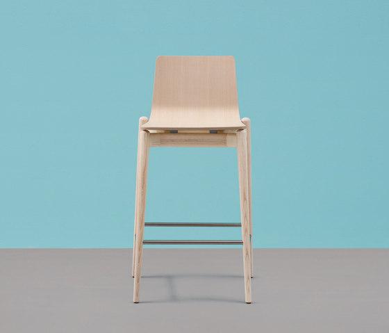Malmö Barstool 232 by PEDRALI | Bar stools