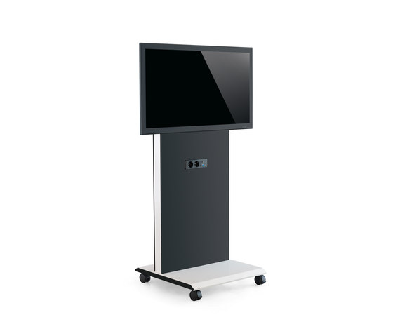 monitor caddy by Sedus Stoll | Projection screens