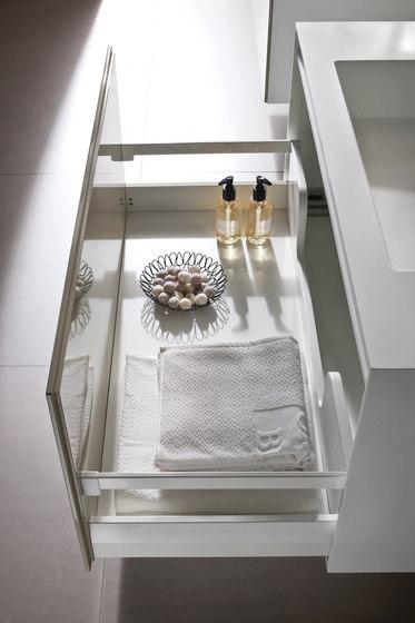 Ergo_nomic Tiroir de Rexa Design | Armoires de salle de bains