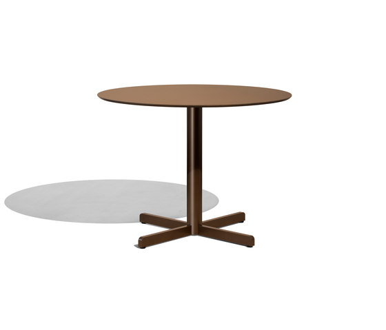 Sit central leg table 120 by Bivaq | Dining tables