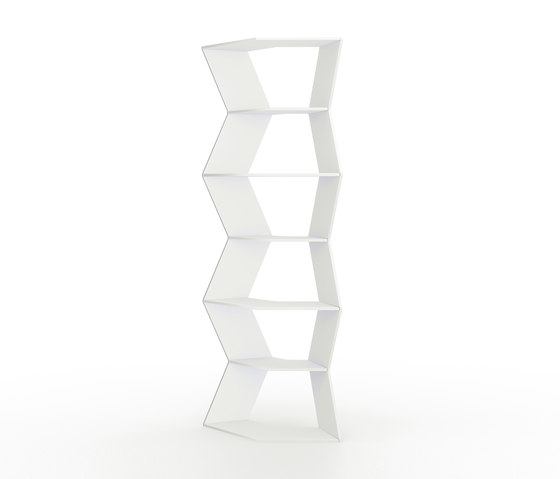 ZIG ZAG by B-LINE | Office shelving systems