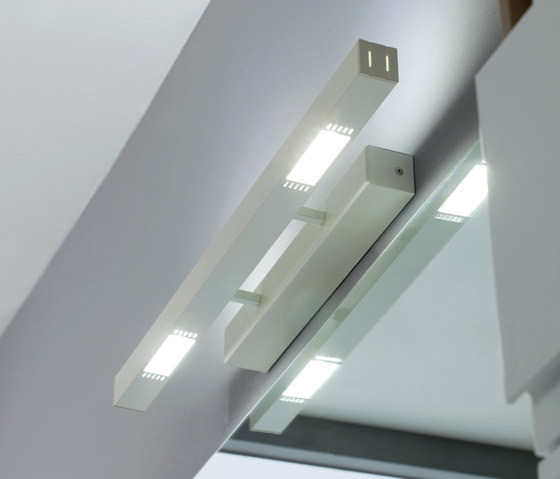 Max Led Wall light by LUCENTE | General lighting