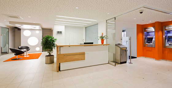 Made to measure by planmöbel | Reception desks
