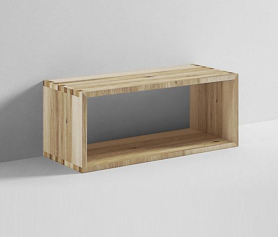 Closed Unit by Rexa Design | Bath shelving