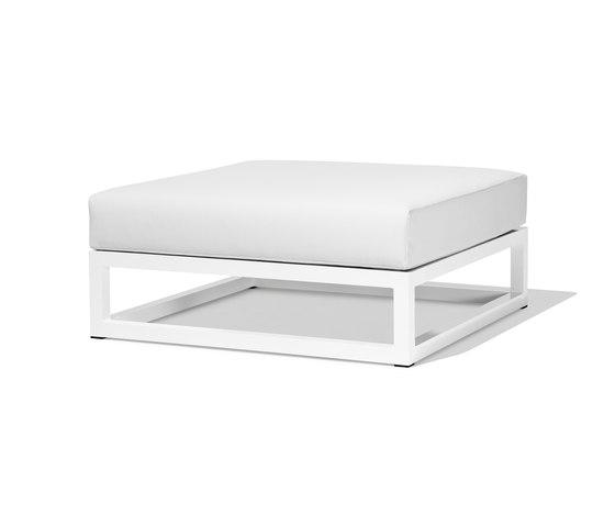 Nude footstool module von Bivaq | Poufs / Polsterhocker