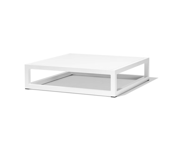 Nude low table by Bivaq | Coffee tables