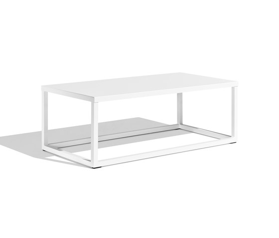 Club low table 100x50 de Bivaq | Tables basses de jardin