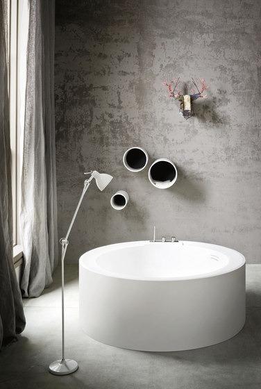 Hole Rotonda Maxi by Rexa Design | Bathtubs