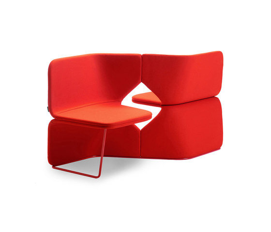 Studio by OFFECCT | Waiting area benches