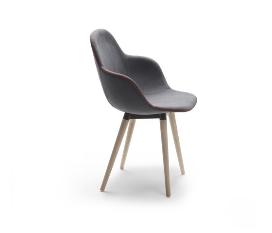 Palma meeting by OFFECCT | Visitors chairs / Side chairs