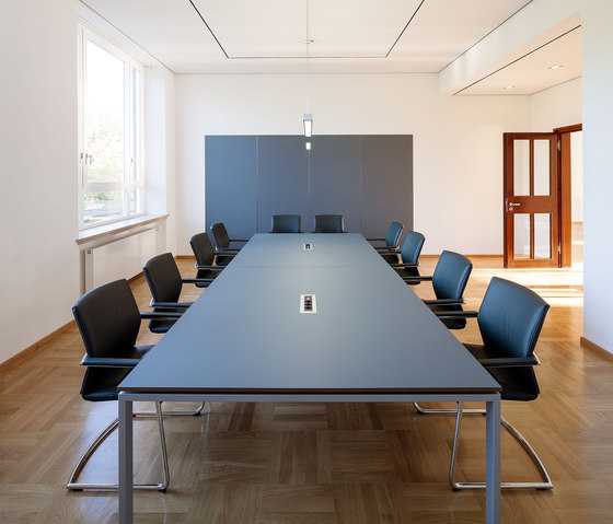 m-pur by planmöbel | Conference tables